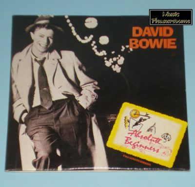Bowie, David - Absolute Beginners (3 CD Maxi Single)