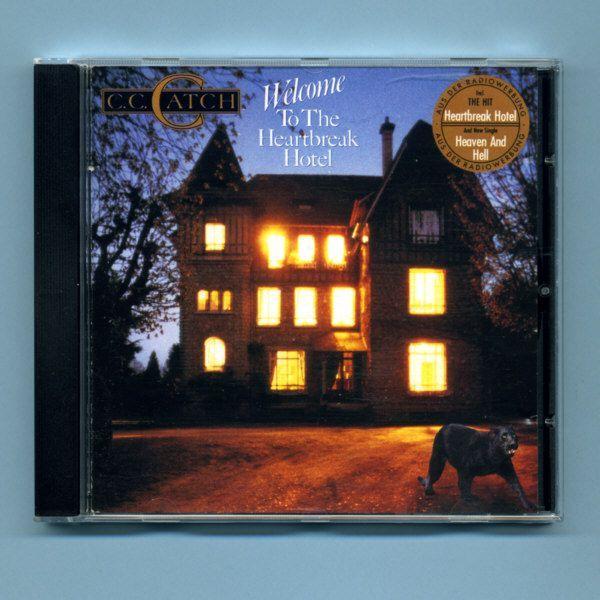 C.C. Catch (Bohlen) - Welcome To The Hearbreak Hotel (CD Album)