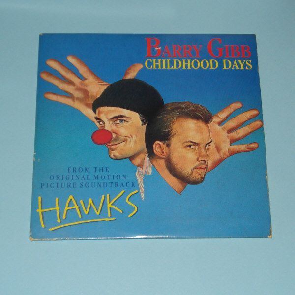 Gibb, Barry (Bee Gees) - Childhood Days (CD Maxi Single)