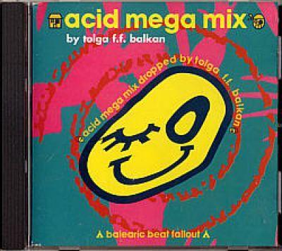 Acid Mega Mix (CD Sampler)