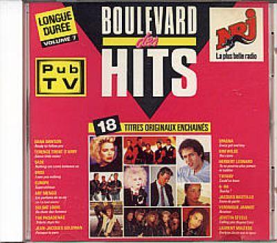 Boulevard des hits - Vol. 7 (CD Sampler)