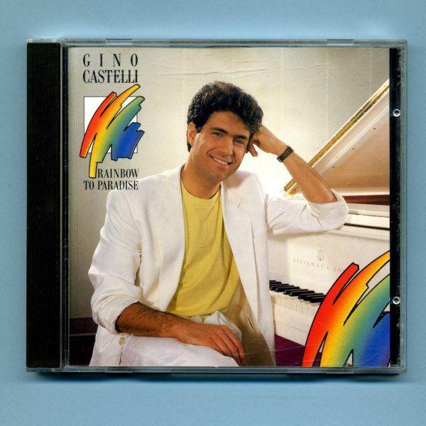 Castelli, Gino (Bohlen) - Rainbow To Paradise (CD Album)