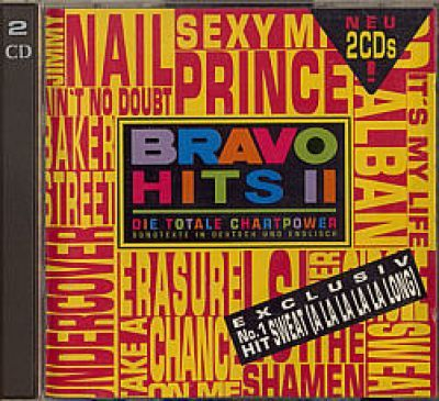 Bravo Hits - Vol. 2 (Doppel CD Sampler)