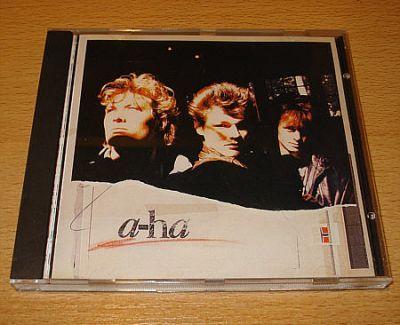 Aha / A-ha - 45 R.P.M. Club (Japan CD Album) - Erstauflage