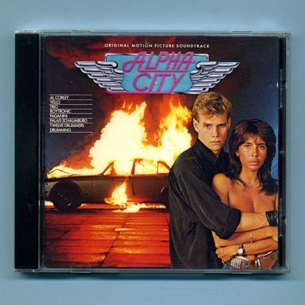 Alpha City (CD Sampler) - Soundtrack