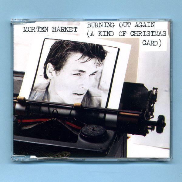 Harket, Morten - Burning Out Again (CD Maxi Single) - PR