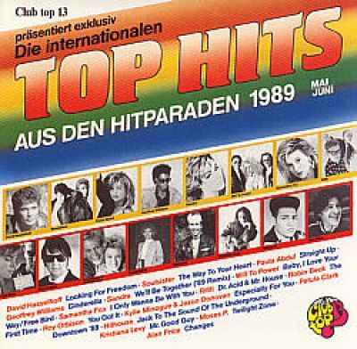 Club Top 13 - 3/89 (CD Sampler)