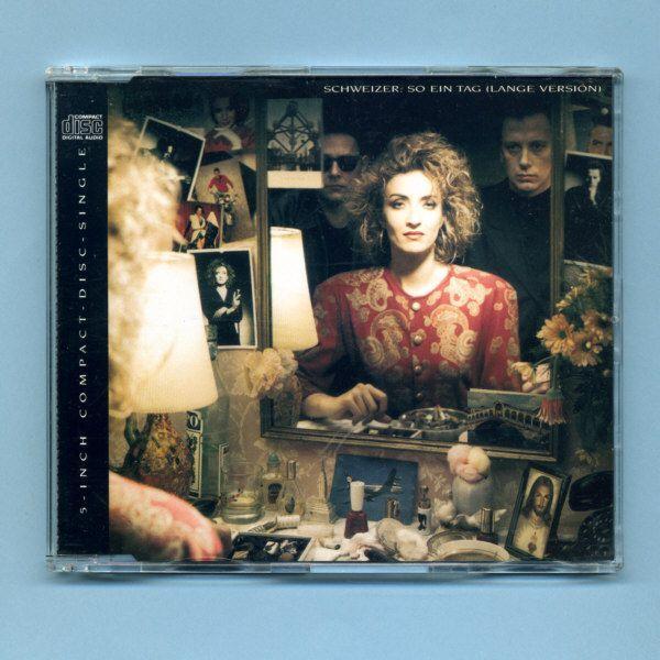 Schweizer - So ein Tag (CD Maxi Single)