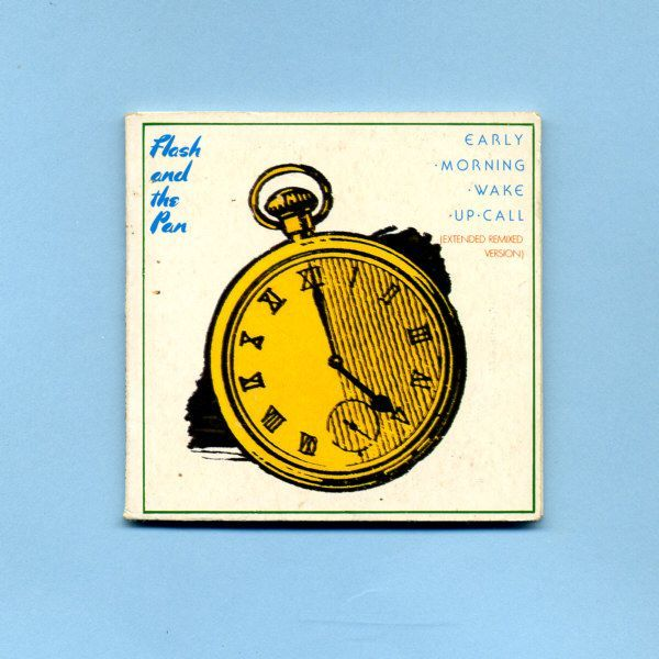 Flash & The Pan - Early Morning Wake Up Call (3 CD Maxi)
