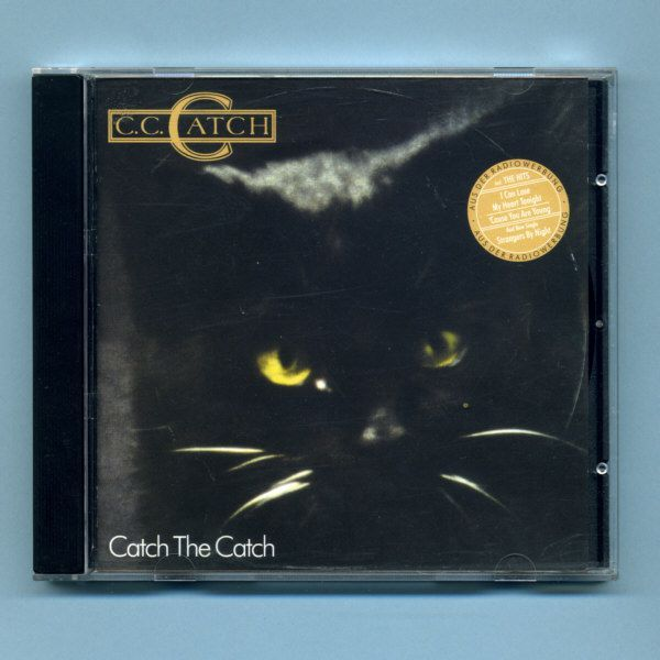 C.C. Catch (Bohlen) - Catch The Catch (CD Album)