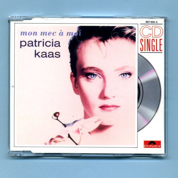 Kaas, Patricia - Mon mec à moi (3 CD Single)