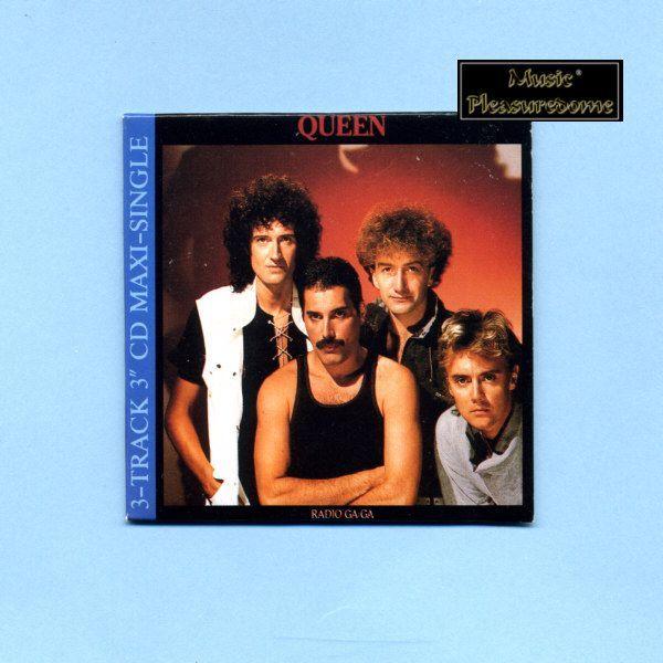 Queen 40 Radio Sampler