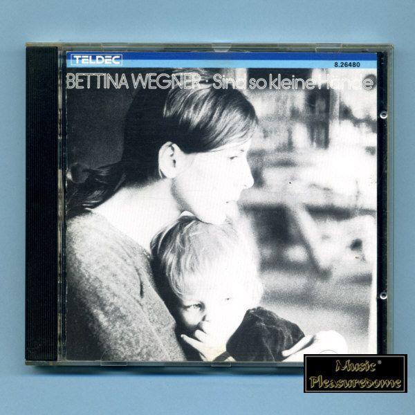 Wegner, Bettina - Sind so kleine Hände (CD Album)
