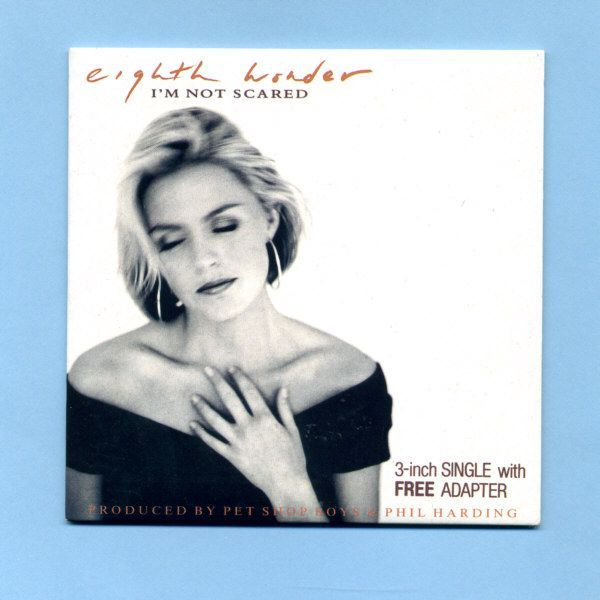 Eighth Wonder (PWL) - Im Not Scared (3 CD Maxi Single) EX