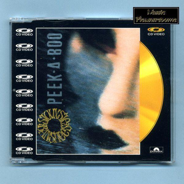 Siouxsie And The Banshees - Peek-A-Boo (CD Video Maxi)
