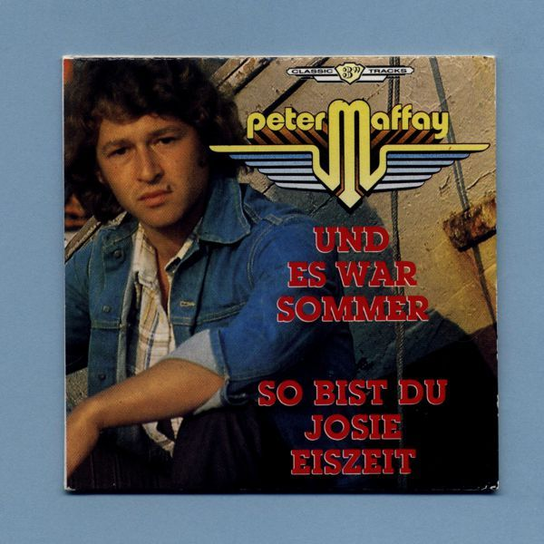 Maffay, Peter - Und es war Sommer (3 CD Maxi Single)