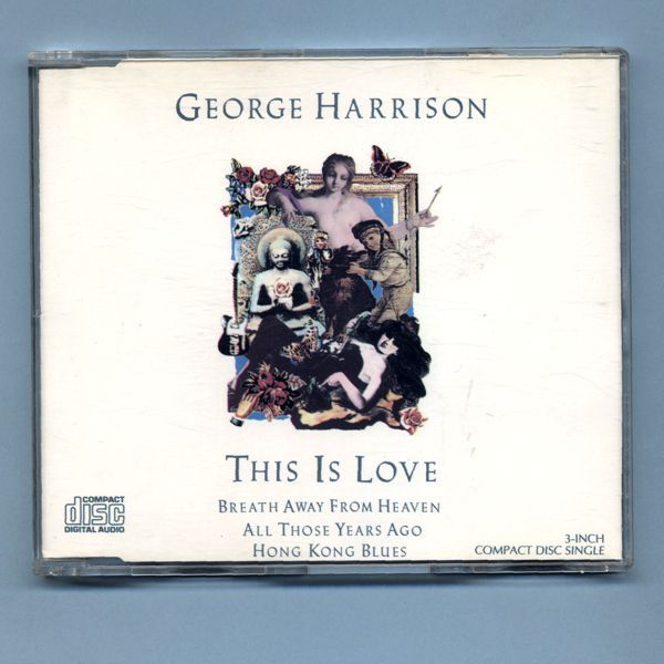 Harrison, George (Beatles) - This Is Love (3 CD Maxi Single)