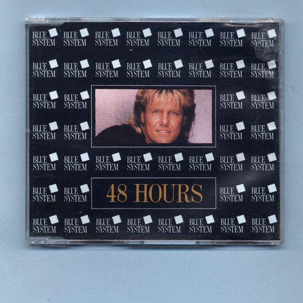 Blue System (Bohlen) - 48 Hours (CD Maxi Single)