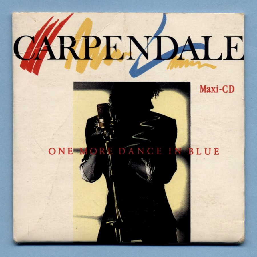 Carpendale, Howard - One More Dance In Blue (3 CD Maxi)