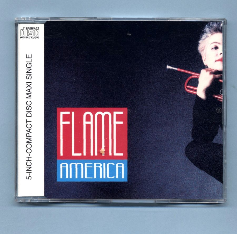 Flame (Cora) - America (CD Maxi Single)