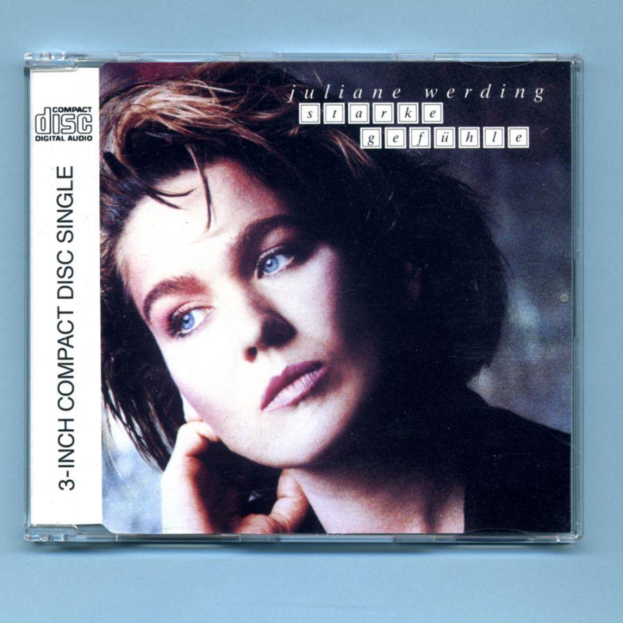 Werding, Juliane - Starke Gefühle (3 CD Maxi Single)