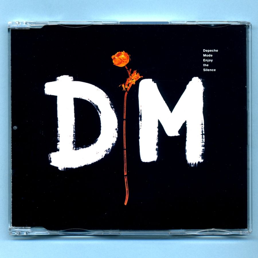 Depeche Mode - Enjoy The Silence (3 Remix CD Maxi Single)