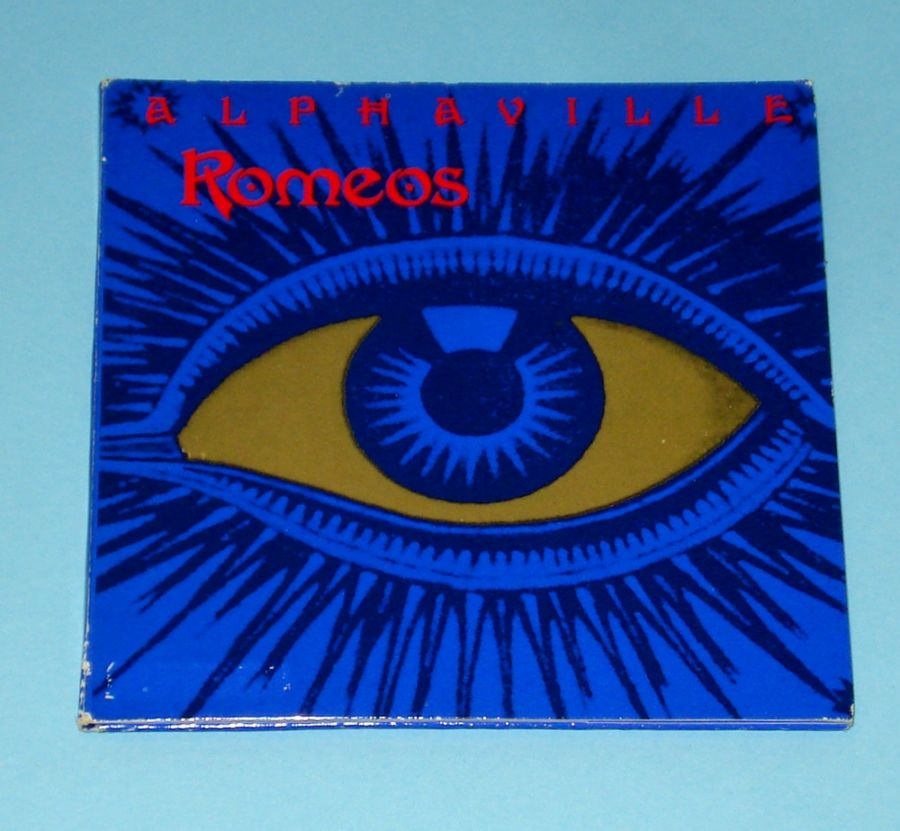 Alphaville - Romeos (3 CD Maxi Single)