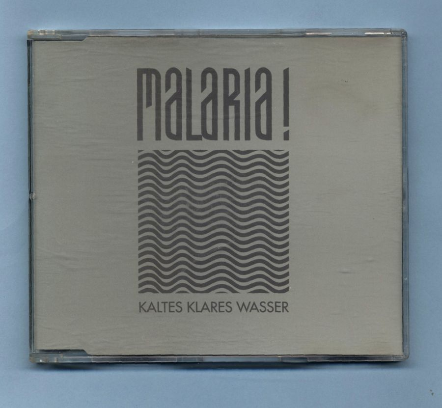 Malaria - Kaltes Klares Wasser (CD Maxi Single)