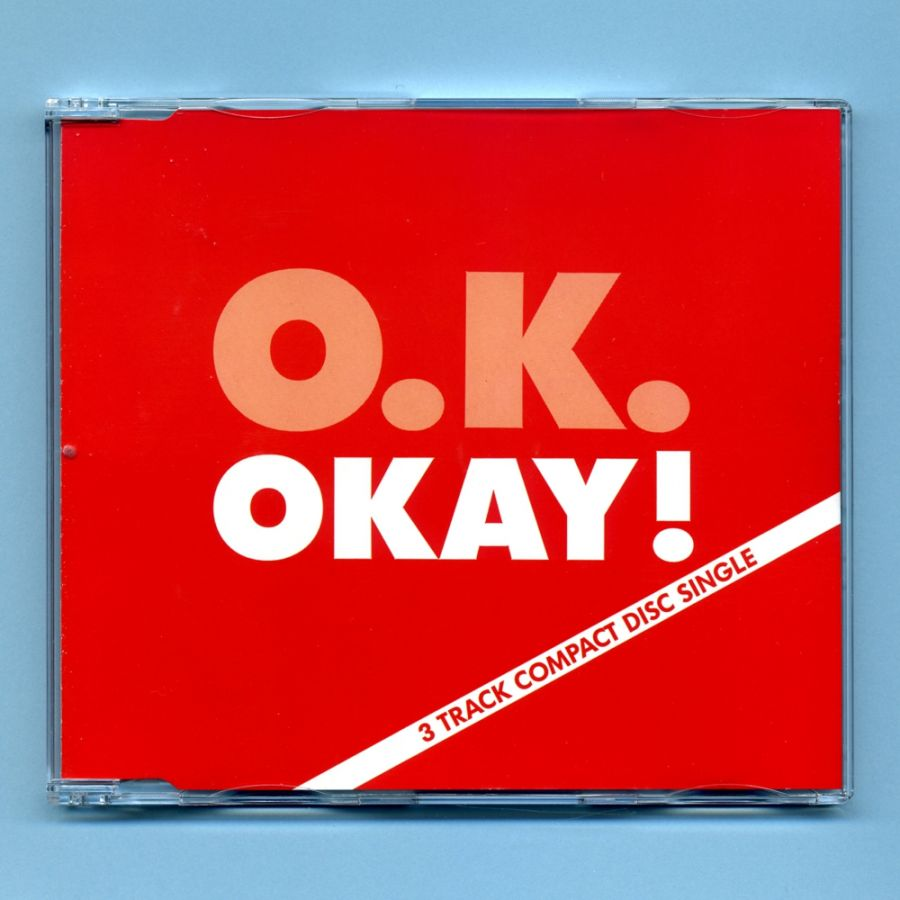 Okay - OK (3 CD Maxi Single)