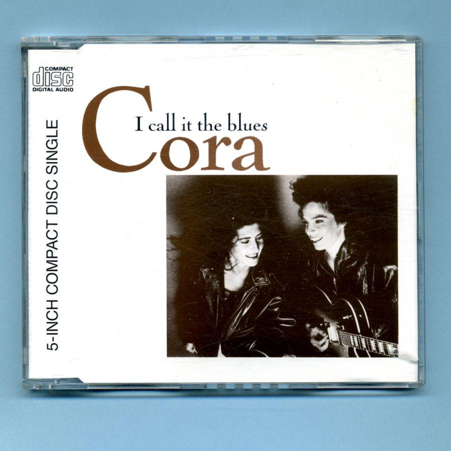 Cora - I Call It The Blues (CD Maxi Single)