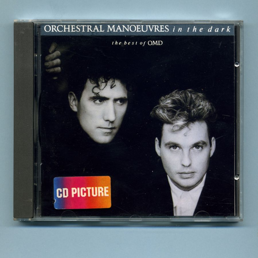 OMD - The Best Of (CD Picture Disc) - limitierte Auflage