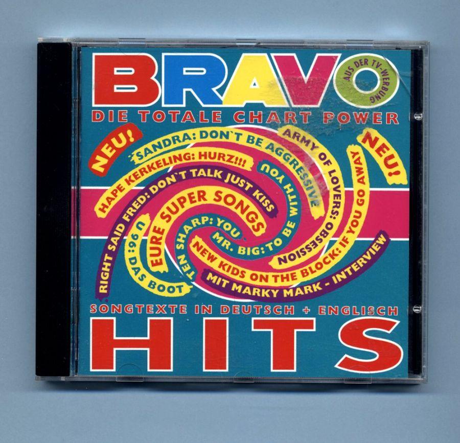 Bravo Hits - Vol. 1 (CD Sampler)