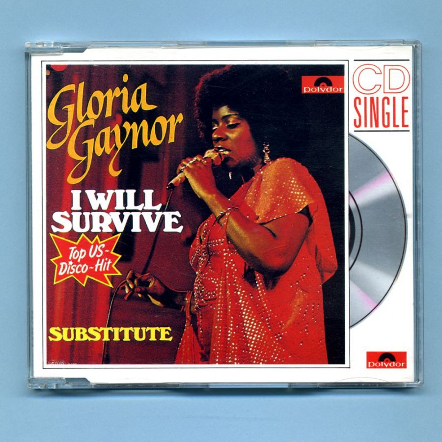 Gaynor, Gloria - I Will Survive (3 CD Single)