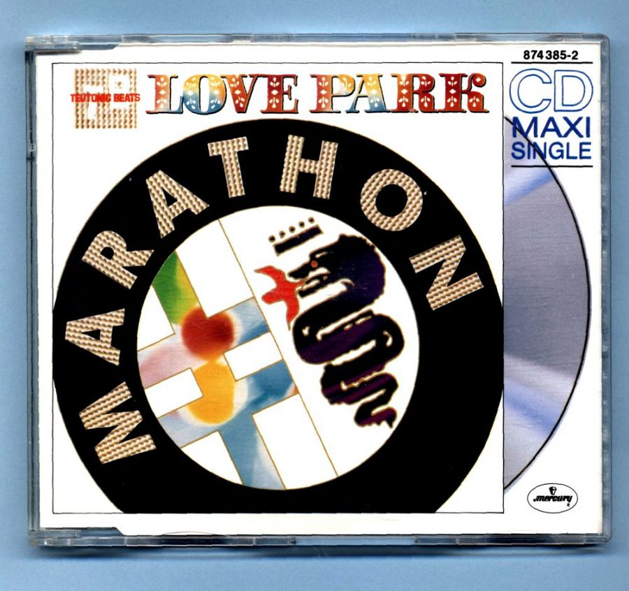 Marathon - Love Park (CD Maxi)