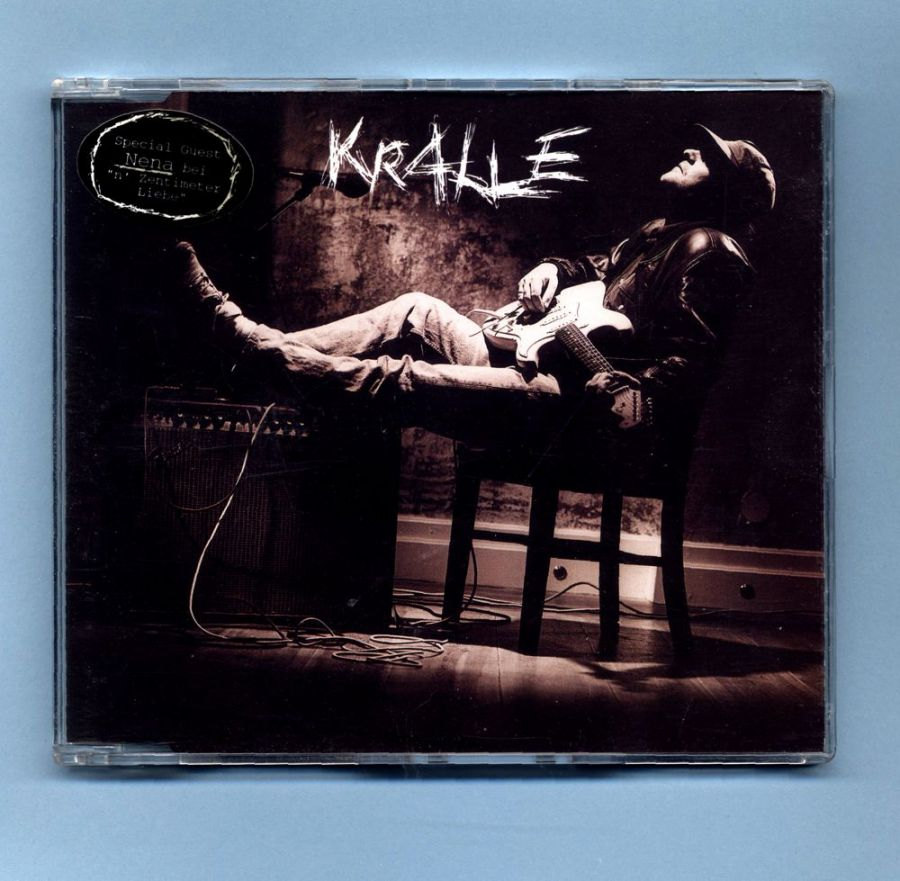 Krawinkel, Kralle (ex-TRIO) - Cadillac (CD Maxi Single)
