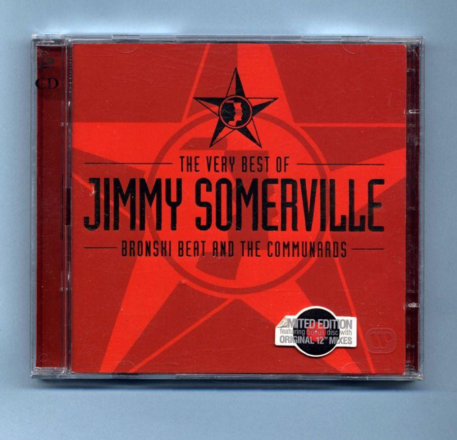 Somerville, Jimmy - The Very Best (Doppel CD Album) - limitiert
