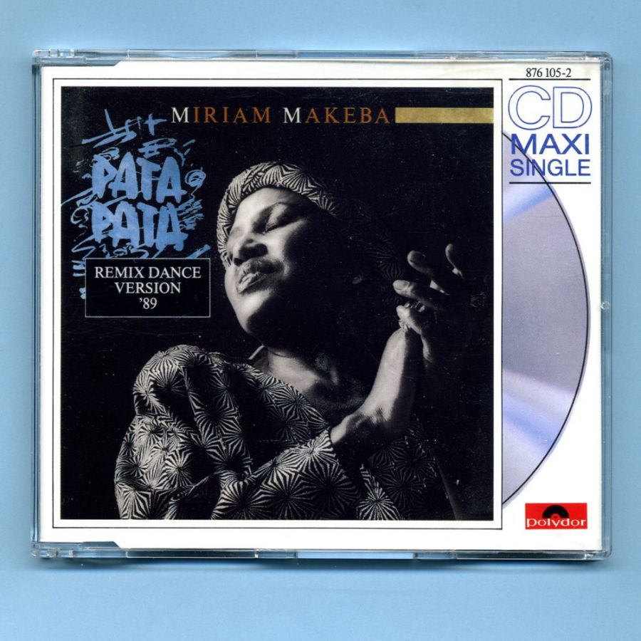 Makeba, Miriam - Pata Pata (CD Maxi Single)