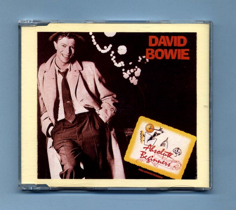 Bowie, David - Absolute Beginners (UK CD Maxi Single)