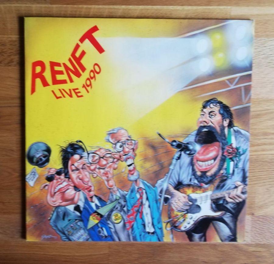 RENFT - Live 1990 (Vinyl LP/Album)