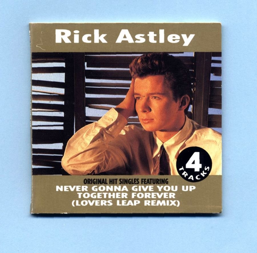 Astley, Rick (PWL) - Never Gonna Give You Up (3 CD Maxi)