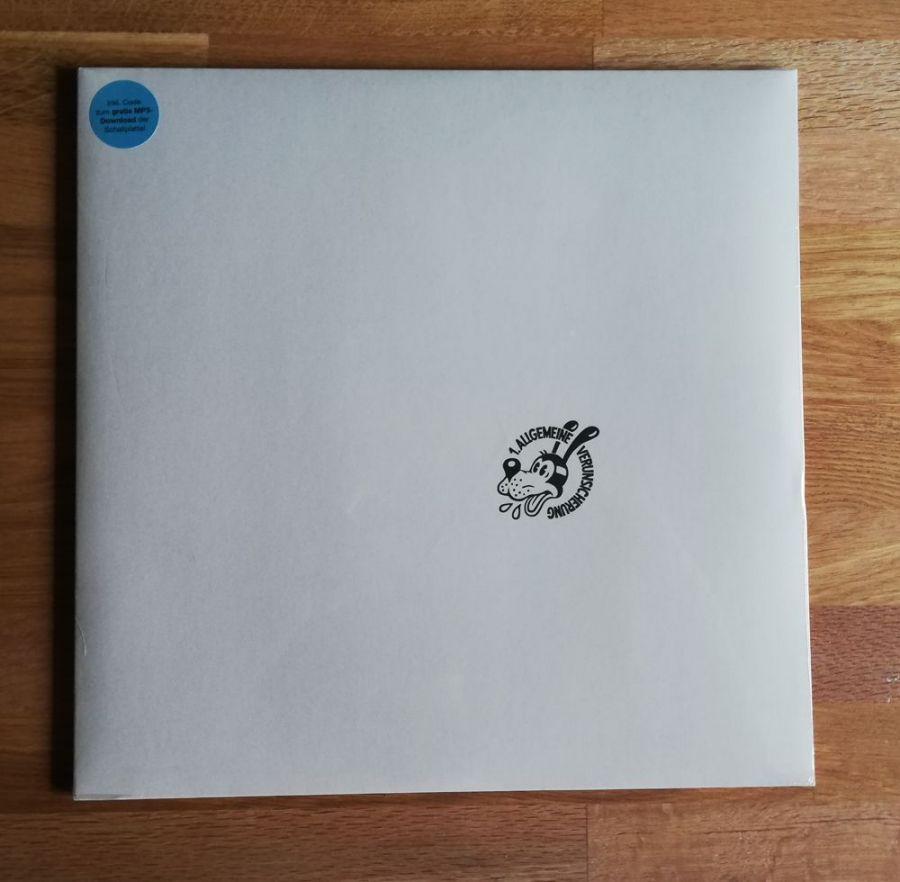Erste Allgemeine Verunsicherung - Debüt (LP) - NEU!
