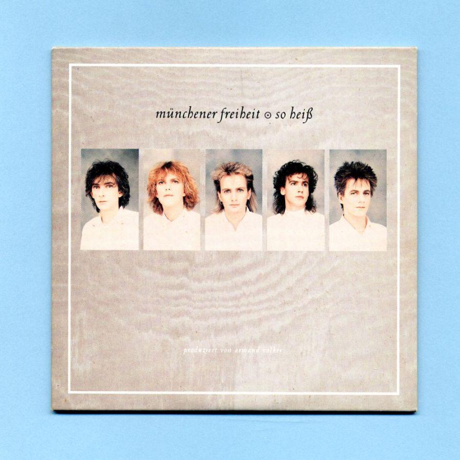 Münchener Freiheit - So heiß (3 CD Maxi Single)
