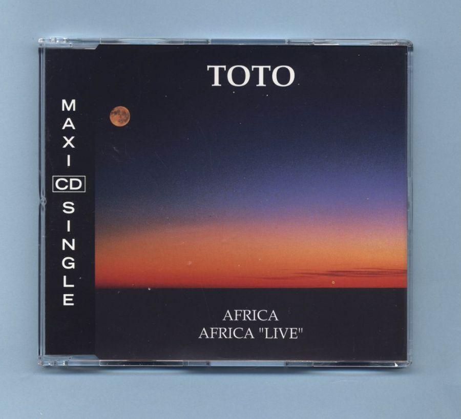 Toto - Africa (CD Maxi Single)