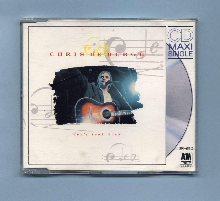 de Burgh, Chris - Dont Look Back (CD Maxi Single)