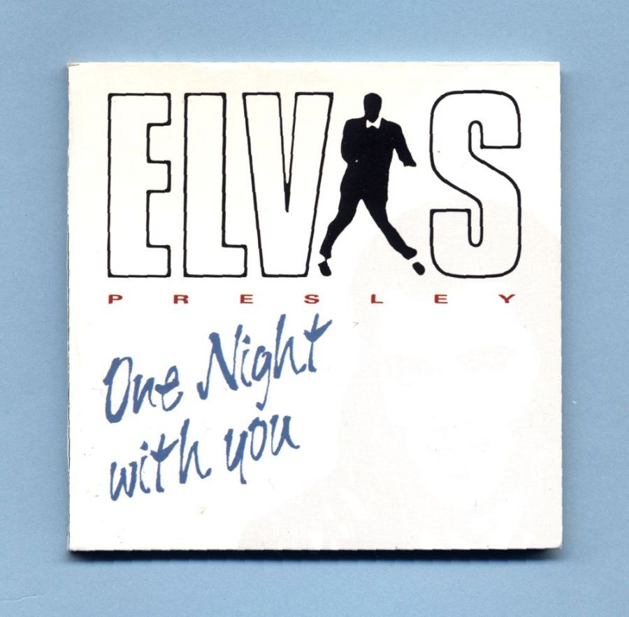 Presley, Elvis - One Night With You (3 CD Maxi Single)