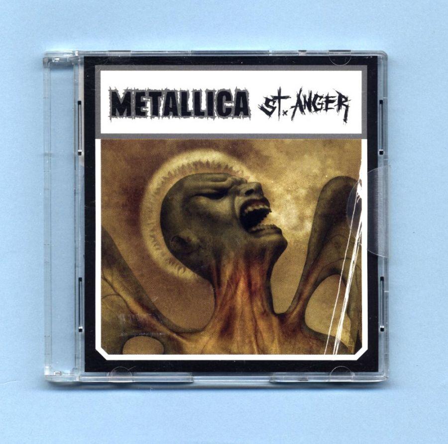 Metallica - St. Anger (3 CD Single)