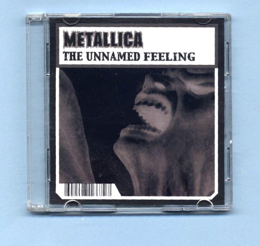 Metallica - The Unnamed Feeling (3 CD Single)
