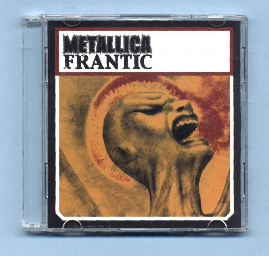 Metallica - Frantic (3 CD Single)