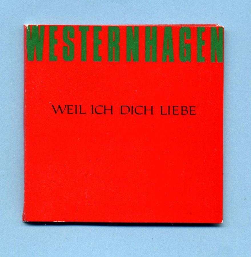 Westernhagen, Marius Müller - Weil ich Dich liebe (3 CD Maxi)