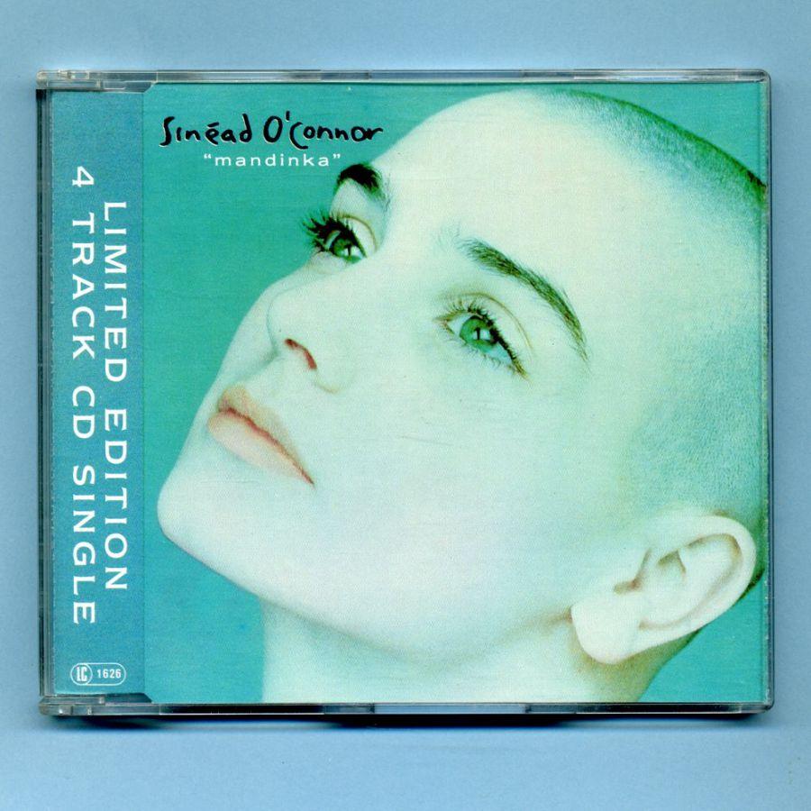 OConnor, Sinead - Mandinka (CD Maxi Single)